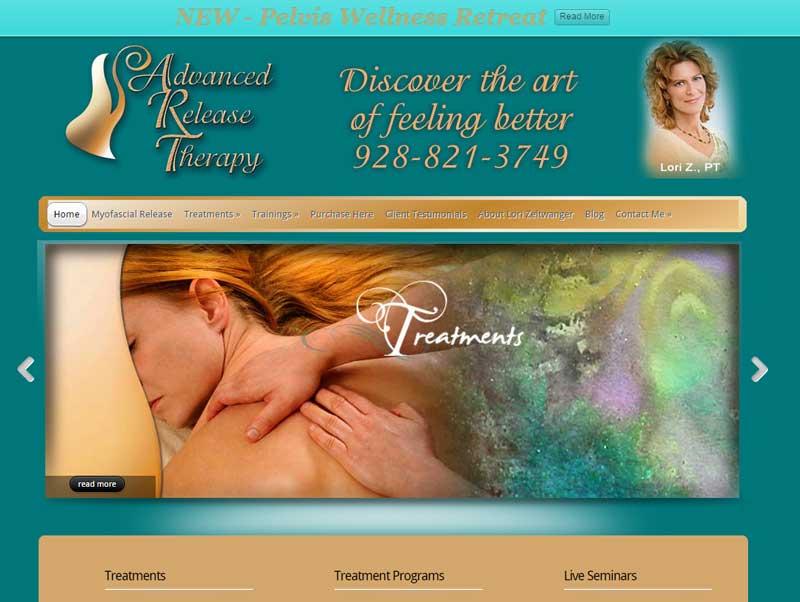 Advanced Release Therapy – Lori Zeltwanger