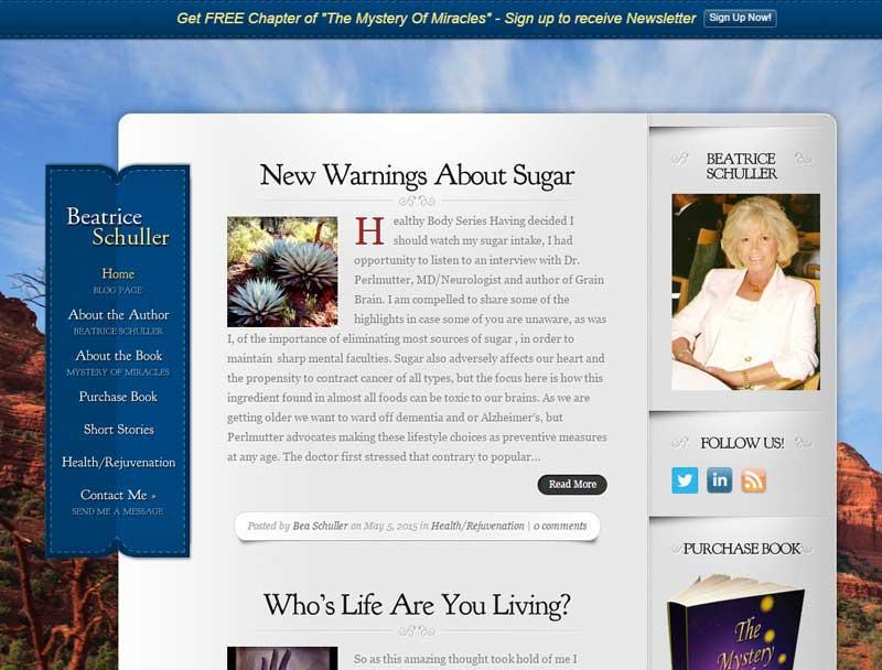 Beatrice Schuller – Author Website